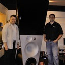 I got to listen to the Magico Ultimate II's with Ken Chan at the Sound Chamber here in Hong Kong.  An amazing experience to put it mildly.