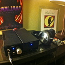 Heed Audio Canalot headphone amp and Ultrasone PRO900 headphones